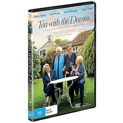 Tea With The Dames (DVD, 2018) (Region 4) New Release