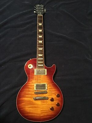 Gibson Les Paul Standard T 2016 Tea Burst Very Good Condition with OHSC