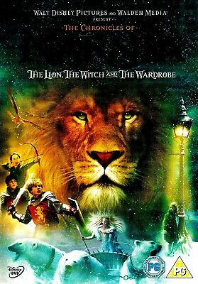[DISC ONLY] The Chronicles Of Narnia The Lion, The Witch And The Wardrobe DVD