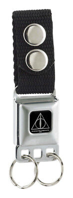 Harry Potter Fantasy Movie Series Deathly Hallows Emblem Key Chain
