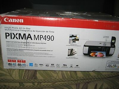 Canon Pixma Mp210 Used Only Twice All In One Inkjet Printer