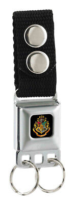 Harry Potter Fantasy Movie Series Hogwarts Houses Key Chain