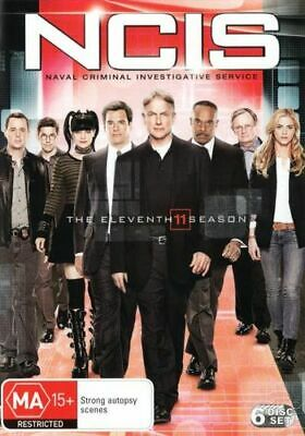 NEW NCIS : Season 11 DVD Free Shipping