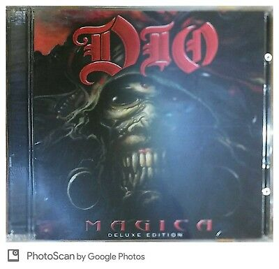 Dio - Magica ( Deluxe Edition ) 2CD set Audio CD