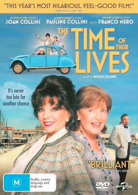 NEW The Time of Their Lives DVD Free Shipping