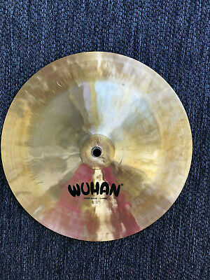 """Wuhan WU10413 13-Inch Lion China Cymbal (Picture says 14"""" but it is 13"""")"""