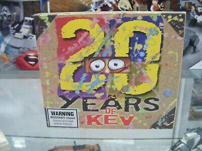 Kevin Bloody Wilson! (2 Cd) 20 Years Of Kev ~ Best Of ~ Australian Comedy! *New*