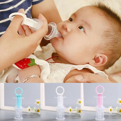 Needle Infant Nipple Syringe Pacifier Feeder Baby Medicine Dropper Dispenser