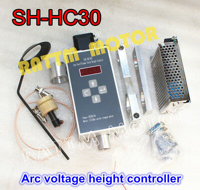 Automatic Arc Voltage Torch Height Controller for CNC Cutter Plasma THC SH-HC30