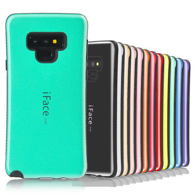 iFace mall Heavy Duty Shockproof Hard Case Cover For Samsung Galaxy Note9 S9/S9+