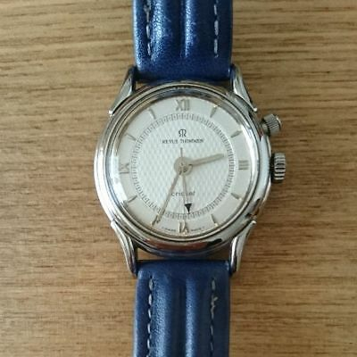 Reviews Tomen Cricket Wrist watch Vintage antique Hand winding Rare from japan