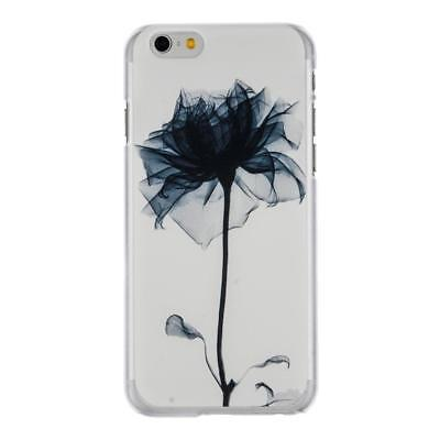 Ultra Thin Hard Shock-proof Flower Pattern Mobile Phone Cases For Iphone WST 02