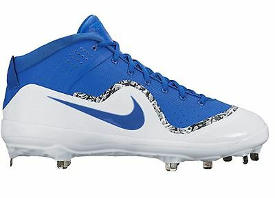 the best attitude da9f1 aa11f Men s Nike Force 917920-444 Air Trout 4 Pro Metal Mid Baseball Cleats Size  10