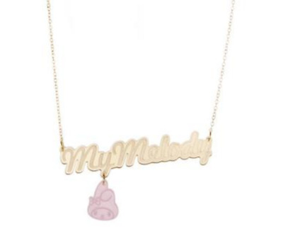 Hello Kitty 'My Melody' Necklace