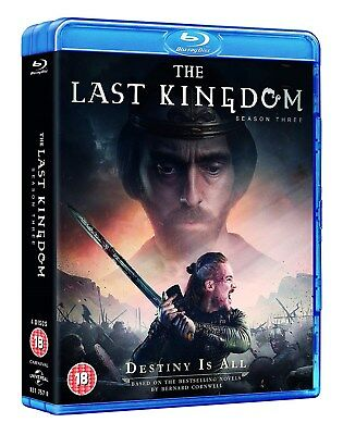 The Last Kingdom: Season Three (Box Set) [Blu-ray]