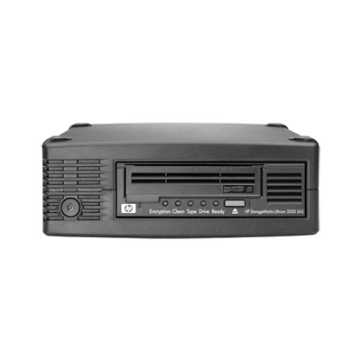 HP EH958B Enterprise StoreEver LTO-5 Ultrium 3000 SAS tape drive 1500 GB