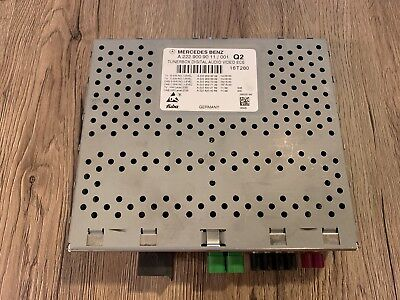 Mercedes C/E/S OEM Tunerbox Digital Audio Video ECE A2229009011