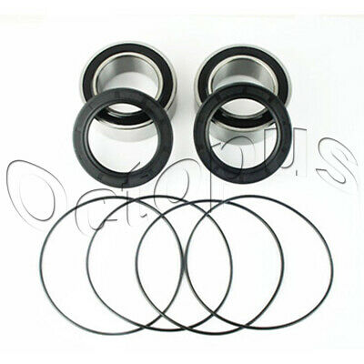 Rear Wheel Axle Oe Carrier Upgrade Bearing Seal Kit For Suzuki