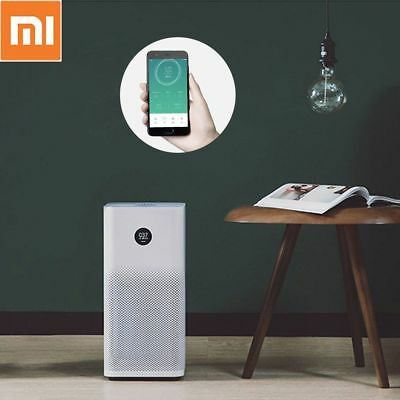 Xiaomi 2S Smart Air Purifier OLED Display Smoke Dust Peculiar Smell Cleaner APPK