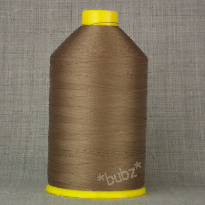 40/'S BONDED NYLON SEWING THREAD BEIGE 406 LARGE 3000MTR IPCABOND BRAND