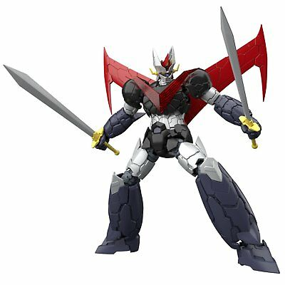 HG Great Mazinger (Mazinger Z INFINITY Ver.) 1/144 Scale Color Coded Model Car