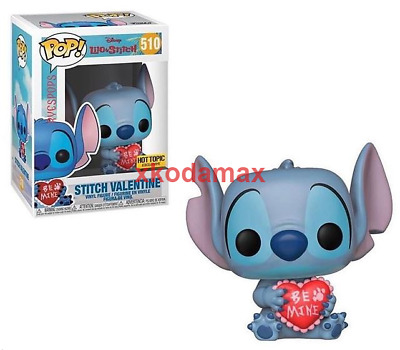Funko Pop! Hot Topic Exclusive Stitch Valentine