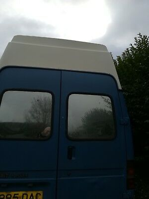 Ford Transit mark 3 diesel automatic