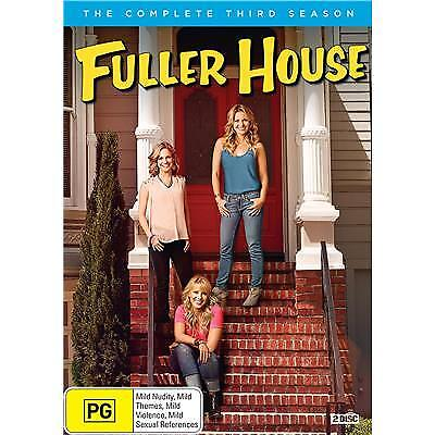 Fuller House - Season 3 (DVD, 2019) (Region 4) New Release