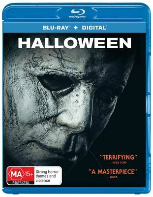 Halloween 2018 (Blu-ray, 2019) (Region B) New Release