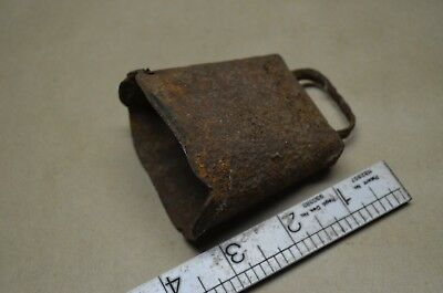 Vintage Goat Bell, Rustic Collectable