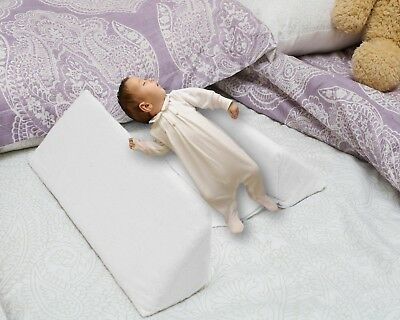 Infant Sleep Pillow Support Wedge Adjustable Width For Baby Newborn