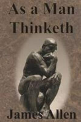 As a Man Thinketh, Brand New, Free shipping in the US
