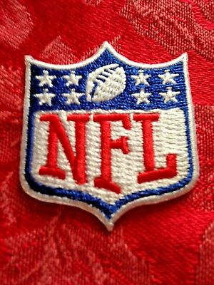 """NFL Logo Jersey Patch Crest Shield Badge Iron On Sew Shirt Hoodie Jacket 2"""""""