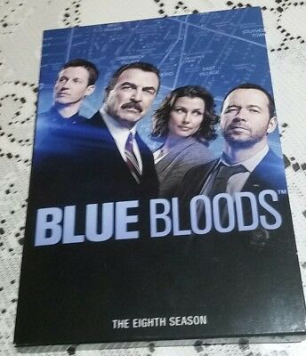 Blue Bloods - The Eighth Season - Viewed Once