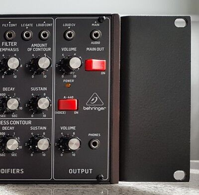 Behringer Model D Rack Ears (Rack Mount Kit)