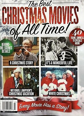 The Best Christmas Movies Of All Time 2018 Magazine Guide Brand New Hollywood