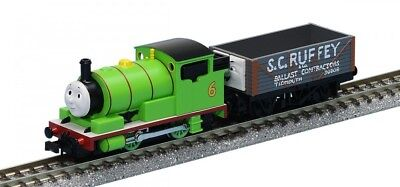 TOMIX 93811 Thomas the Tank Engine Train Percy 2-Car Set N-Scale S.C. Ruffey