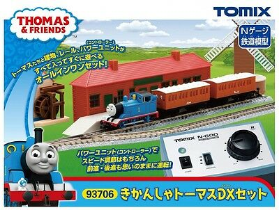 TOMIX 93706 Thomas the Tank Engine DX Set JAPAN (N-Scale) train