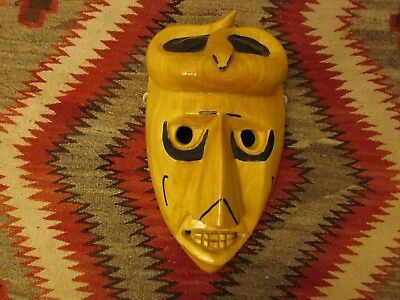 Cherokee Snake Head Warrior Booger Mask
