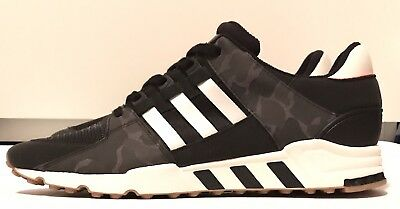 d1c847889445 Adidas Originals EQT Support RF Men s Sz 13 Shoes Black Off White Camo  BB1324
