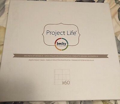 Becky Higgins Project Life Photo Pockets Big Pack