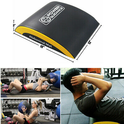 """Ab Exercise Mat Core Abdominal Trainer For Cross Sit Up Training 14""""*12""""*3"""""""