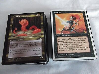 "MAGIC THE GATHERING - MTG l'Assemblée - Lot de 245 Cartes ""Multicolore"" Co/Unco"