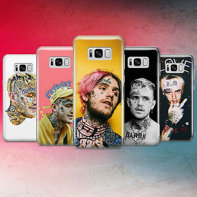 LIL PEEP RAPPER MUSIC COOL STYLE DESIGN Samsung phone case cover