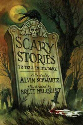 Scary Stories to Tell in the Dark, Paperback by Schwartz, Alvin (RTL); Helqui...