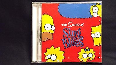 The Simpsons Sing The Blues Cd Geffen 1990 10 Songs