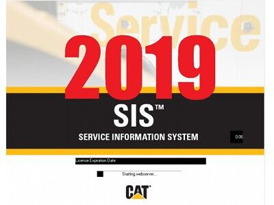 CATERPILLAR CAT SIS 2018 3D Parts Full DVDs DOWNLOAD VERSION