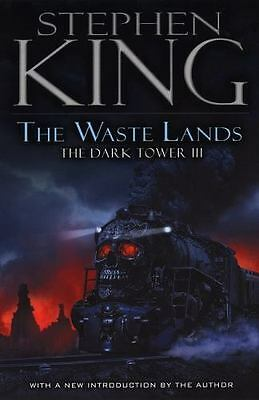 VERY GOOD Dark Tower: The Waste Lands Bk. 3 by Stephen King (2003, Hardcover, ..