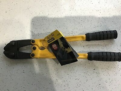 Stanley Tools Bolt Cutter 1-95-563 350mm / 14in Fatmax
