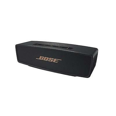 Bose Soundlink Mini 2 Mini II Bluetooth Speaker  Black Copper
